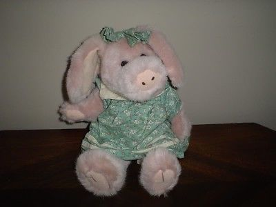 Boyds Collection 85-98 Primrose P. Trufflesnout Large Plush PIG
