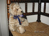 Clemens Germany Mohair Bear Exclusive for UK Anniversary Heirloom 123/5000