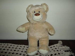 Build a Bear Canada Cream Plush BEAR Handmade 16 inch