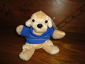 Bayer K9 Advantix Velvet Plush Dog Labrador