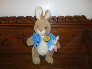 Eden Beatrix Potter Peter Rabbit Fully Jointed Bunny