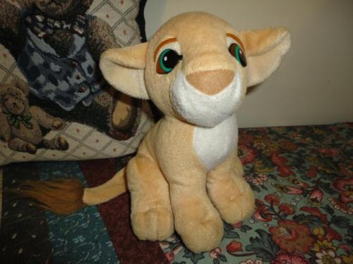 Baby SIMBA The Lion King Soft Toy