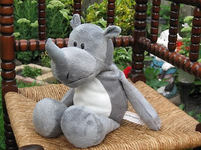 Dutch Holland Nico RHINO Safari Knuffels Collection Stuffed Animal 15 inch Espro
