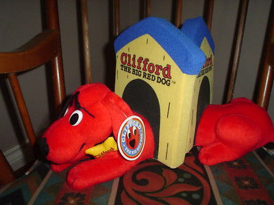 Clifford The Big Red Dog Book Ends Bookshelf All Tags 2003