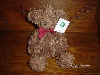Russ Berrie Jean-Claude Bear with Tags