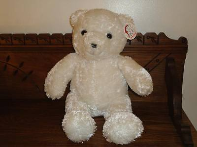 Fiesta 17 Inch White Teddy Bear Plush X05113 2003