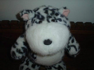 Leopard Stuffed 15 inch Very Rare Gorgeous Plush Animal