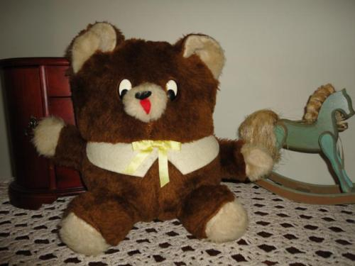 Antique Fantasy Toy Inc. Canada Ting a Ling BEAR