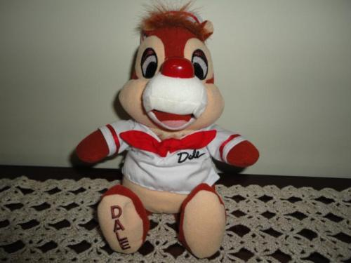 Disney Cruise Lines DALE Chipmunk Sailor Plush