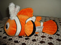 Disney Store FINDING NEMO Easter Nemo Plush