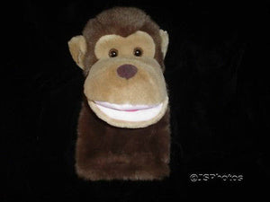 Aurora A&A Monkey Puppet Plush Toy 11inch