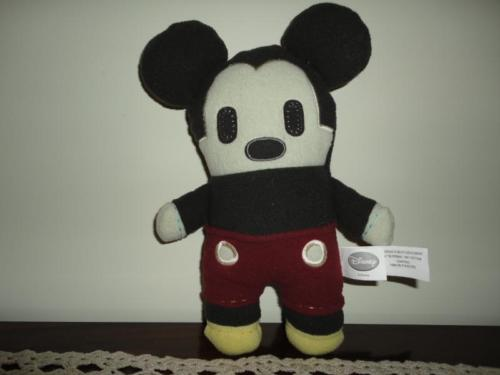 Disney Baby Mickey Mouse Woolen Stuffed Doll