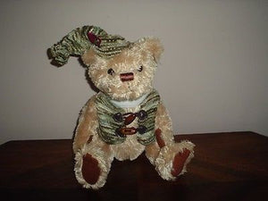 Brass Button Bears Legendary Collection Roscoe JOY