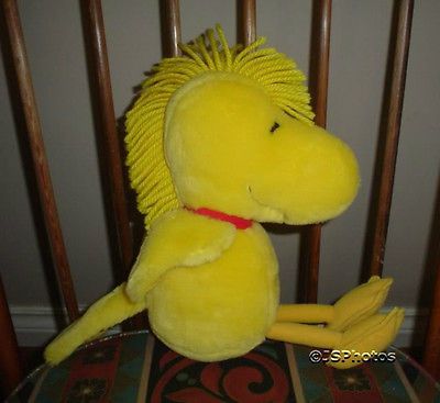 Kohls Exclusive Peanuts Woodstock Bird Plush 14 Inch
