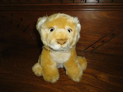 Gund 2001 CLIVE JR Lion Cub 31091 Jeepers Peepers