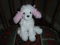 Aurora  French Poodle Handmade Retired