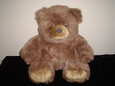 Ganz Terra Nova 1993  Large Bear G143 17 Inch Retired