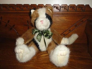 Boyds 1985-00 Large 14 inch CAT Plush Animal  Retired