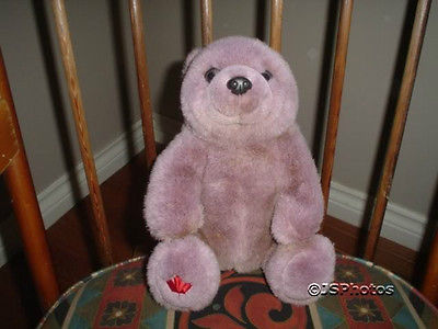 "Stuffed Animal House Canada Maplefoot Bears "" Syrup """