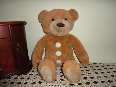 Gund Ginger Bread Bear 16 inches Handmade Retired
