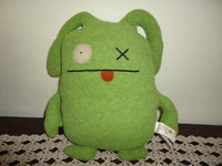 UGLYDOLL 2004 OX Green Retired HTF