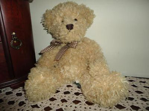 Russ Berrie BRIARTON Bear 12 inch Retired