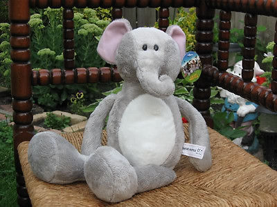 Dutch Holland Olaf ELEPHANT Safari Knuffels Collection