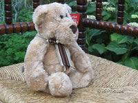 Gund UK Bearsnickles Bear 2000 Retired