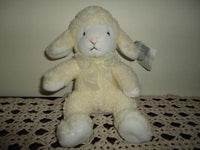Russ Avon Canada Prayerful Thoughts LAMB Plush F292211