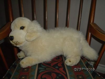 Golden Retriever Puppy Dog Stuffed Plush 16 inch
