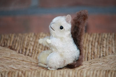 Antique Hermann Squirrel Mohair Very Rare 1960s