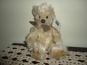 Russ 100th Anniversary CLARIDGE BEAR Faux Mohair