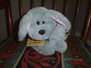 Applause 1989 Daydreamers Dixie New Orleans Grey Plush Mouse  14 inch