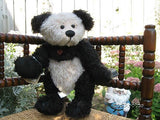 Ashton Drake Percy Panda Pals UK Bear By Pamela Wooley
