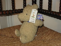 Gund UK Classic Pooh Shy With Flowers RETIRED 7974