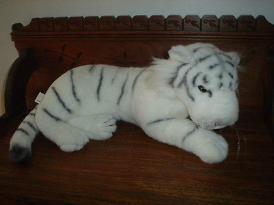 Geoffrey Inc 1988 Toys R Us White Bengal Tiger 05800