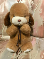 Vintage Gund Butterscotch Smooch Puppy Dog 11