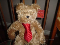 Tip Top Tailors Canada Holiday Christmas Teddy Bear 15 Inch