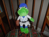 Muppets Kermit Frog Baseball Player Doll Dakin 1988