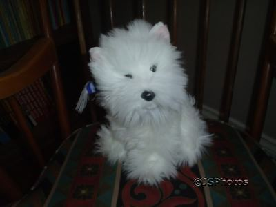 Russ West Highland White Terrier Dog ~ Fluff ~ 33154