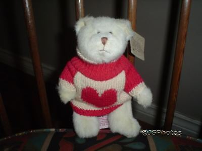 Russ Berrie Bears from the Past Heartwarmer Bear 456