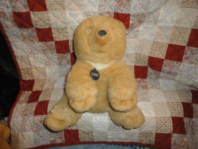 Gund Vintage 1973 Collectors Classic Honey Bear 987