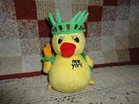 Statue of Liberty NY Talking DUCK Handmade 2008