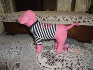 Victoria's Victoria Secret Port Au Pink Cotton DOG with Tshirt