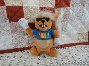 Brampton Canada 1853-2003 Celebration SQUIRREL Plush