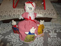 Educational Beginnings 3 Little Pigs & Wolf Dolls