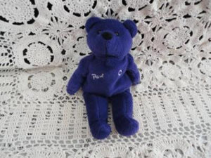 NHL Hockey Paul Kariya Bear