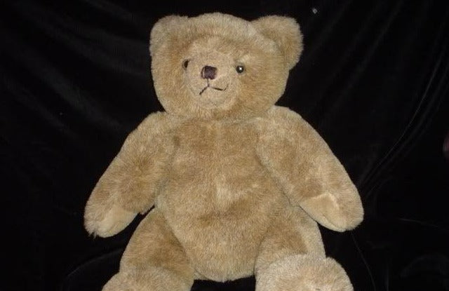 Loblaws President's Choice Teddy Bear Brown By Robert Chenaux 19 inch 1986
