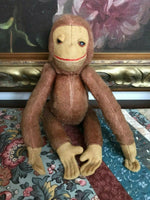 Antique 1930s UK Orangutan Monkey 12
