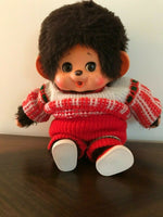 Japanese Japan TOHO Monchhichi Monchichi Monkey Dressed Daisuke 13